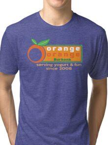 Serving Yogurt & Fun Tri-blend T-Shirt