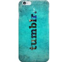 Tumblr Fandoms iPhone Case/Skin