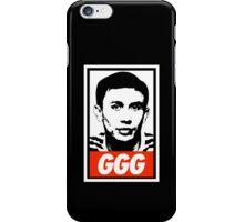 Gennady Golovkin - OBEY Parody iPhone Case/Skin