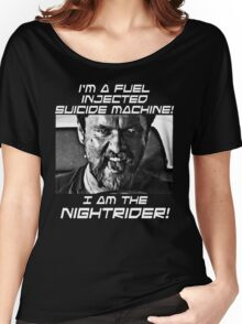 Nightrider Women's Relaxed Fit T-Shirt