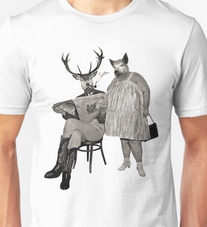 Anthropomorphic N°4 Unisex T-Shirt
