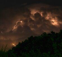 ~ God's Fireworks ~ by Bobby Strange