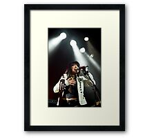 Buffy Sainte-Marie Framed Print