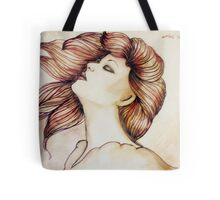 nel vento,  in the wind Tote Bag