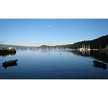 Tobermory Harbour Mull Photographic Print
