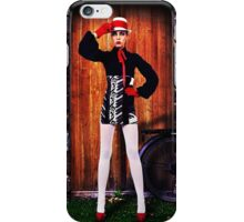 Vintage Bicycle Fine Art Print iPhone Case/Skin
