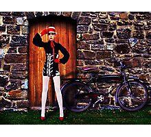 Vintage Bicycle Fine Art Print Photographic Print