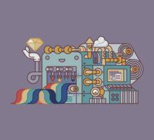 Rainbow Factory Kids Tee