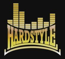 Hardstyle T-Shirt - Yellow by Coreper