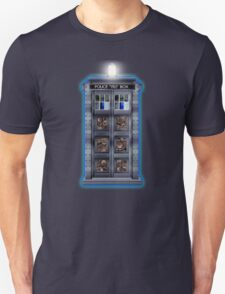 Time and Space travel Steampunk machine Unisex T-Shirt