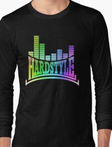 Hardstyle T-Shirt - Rainbow Long Sleeve T-Shirt