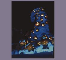Nightmare or pumpkins before christmas Kids Tee