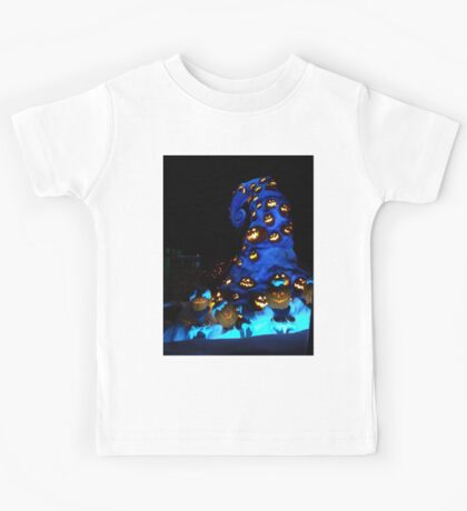 Nightmare or pumpkins before christmas Kids Tee