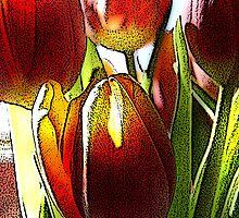 Tulips by Charmain Schuh