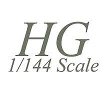 HG 1/144 Gundam by darkclerick