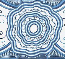 Flower Mandala by shinyjill