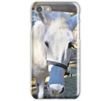 Elvira The White Mule iPhone Case/Skin
