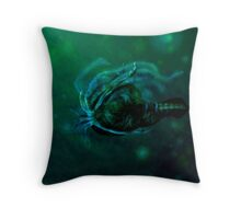 Cryptozoology Number 2 Throw Pillow
