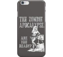 Are you ready for it? iPhone Case/Skin