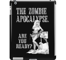 Are you ready for it? iPad Case/Skin