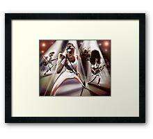 Killer Queen Framed Print