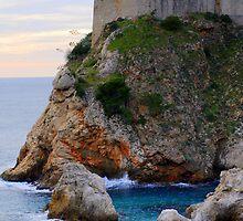 Croatian Fortress by pangea