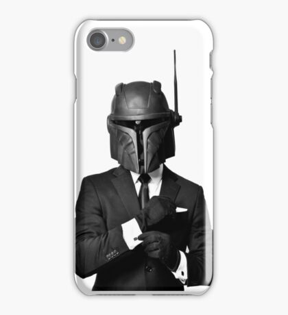 The Renegade - Black Tie Edition iPhone Case/Skin