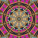 Kaleidoscope One by Dave Moilanen