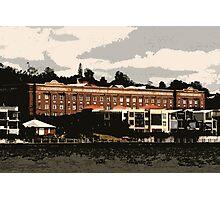 Woolstore Photographic Print