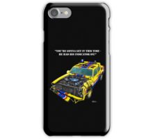 Big Bopper5 iPhone Case/Skin