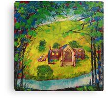 'Bolton Abbey' Canvas Print