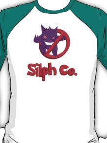 """Silph Co. - A Team Rocket """"Partnership""""   T-Shirt"""