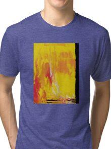 Lemon Yellow Sun Tri-blend T-Shirt