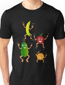 Happy Fruit Unisex T-Shirt