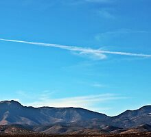 West Texas Hills by dangrieb