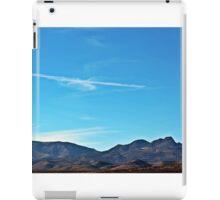 West Texas Hills iPad Case/Skin