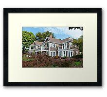 Prime Real Estate Framed Print
