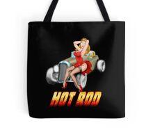 Hot-Rod Tote Bag