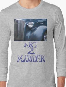 Classics 3-Blue Long Sleeve T-Shirt