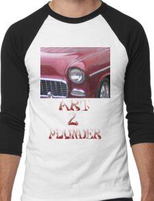 Classics 4-Red Men's Baseball ¾ T-Shirt