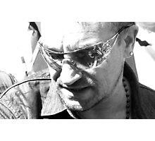 Ummm... Bono! Photographic Print