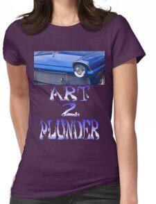 Classics 5-Blue Womens Fitted T-Shirt