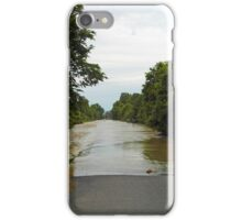 More Flood iPhone Case/Skin