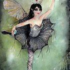 Arabella The Spider Faerie by KimTurner