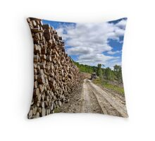 Timberline Throw Pillow