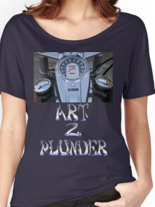 Motorcycle 2 Women's Relaxed Fit T-Shirt