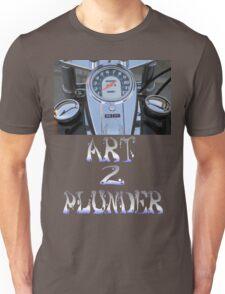 Motorcycle 2 Unisex T-Shirt