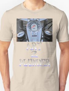 Motorcycle 2 Unisex T-Shirt