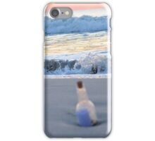 From The Sea Comes Love iPhone Case/Skin