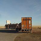 Schneider Truck by gailrush